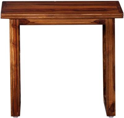 Ringabell Elias Solid Wood End Table(Finish Color - Provincial Teak)