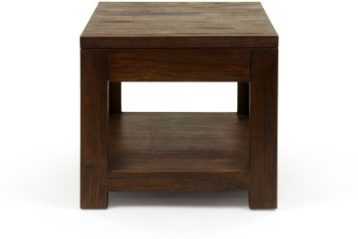 Kingscrafts KC402 Solid Wood Side Table(Finish Color - Mahogany)