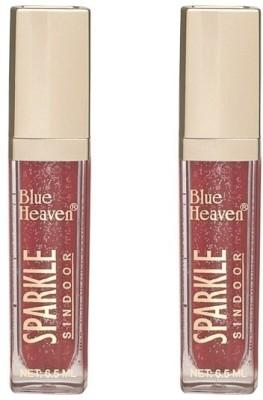 BLUE HEAVEN Xpression  set of 2   Sindoor Red BLUE HEAVEN Sindoor