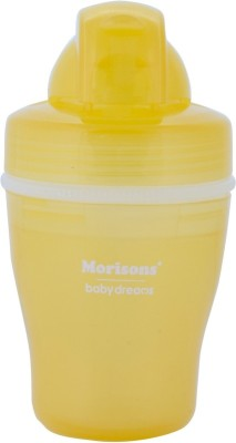 Morisons Baby Dreams Safari Insulated Straw Sipper(Yellow)