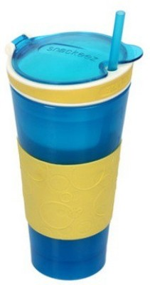 Dragon Snackeez Multi Purpose Drink & Snack Travel Cups(Multicolor)