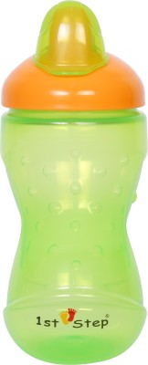 1st Step Grippy Cup(Green) at flipkart