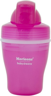 Morisons Baby Dreams Safari Insulated Straw Sipper Pink(Pink)