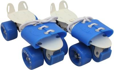 Vicky Mars Quad Roller Skates - Size 8-10.5 UK(Blue)