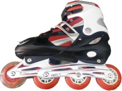 Iris RACER In line Skates   Size 1 3 UK Red