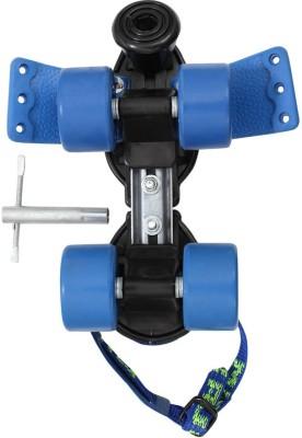 Jaspo Lexus Quad Roller Skates - Size 14 UK(Blue) Flipkart