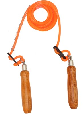 BLT Classic Ball Bearing Skipping Rope(Orange, Pack of 1)  available at flipkart for Rs.122