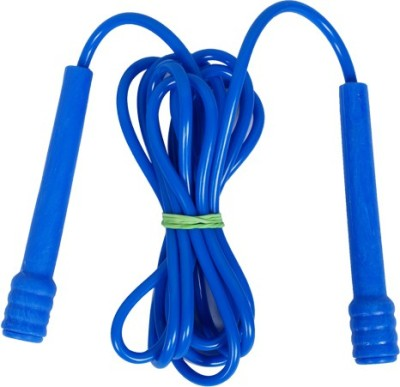 shital jump in kids Kids Skipping Rope(Blue, Pack of 1)  available at flipkart for Rs.94