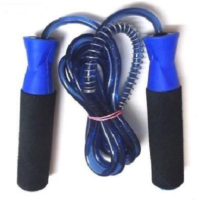 Monika Sports Moni Ball Bearing Skipping Rope Blue, Yellow, Length: 274 cm Monika Sports Skipping Ropes
