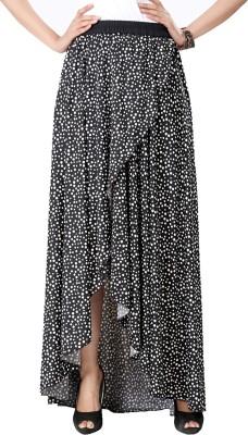 DAMEN Women Layered Beige, Black Dress