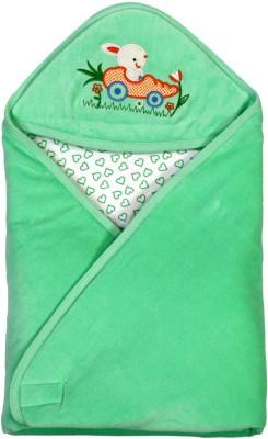 Brim Hugs & Cuddles BABY WRAPPER PREMIUM-Green Sleeping Bag(Green)  available at flipkart for Rs.292