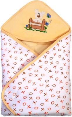 Brim Hugs & Cuddles BABY WRAPPER PRINTED PREMIUM-Beige Sleeping Bag(Multicolor)