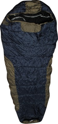 Bs Spy Bag With Woolen Inner And Cap Sleeping Bag(Blue)