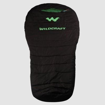 Wildcraft 8903338035527 Sleeping Bag(Black)