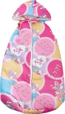 Love Baby Sleeping Bag Sleeping Bag(Pink)