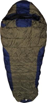 Bs Spy Bag With Woolen Inner And Cap Sleeping Bag(Green)