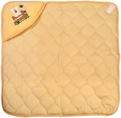Hugs & Cuddles Baby Wrapper Printed Premium Sleeping Bag(Beige)
