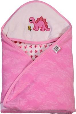 Brim Hugs & Cuddles BABY WRAPPER JACQUARD- Pink Sleeping Bag(Pink)
