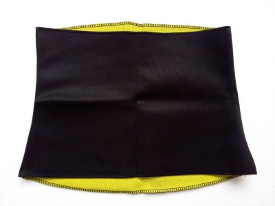 Bluebells India Unisex hot shaper (M) Slimming Belt(Black)