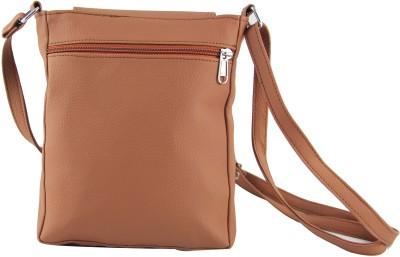 31st Street Tan Sling Bag at flipkart