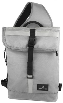 Victorinox Men & Women Casual Grey Nylon Sling Bag