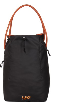 Wildcraft Women Casual Black Nylon Sling Bag
