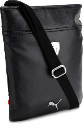 2a0143256f8 Puma 7166801 Men Black Ferrari Ls Sling Bag - Best Price in India ...