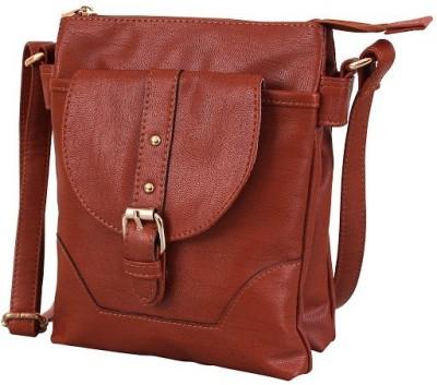 cbb91d8611819 31% OFF on Lychee Bags Women Maroon PU Sling Bag on Flipkart    PaisaWapas.com