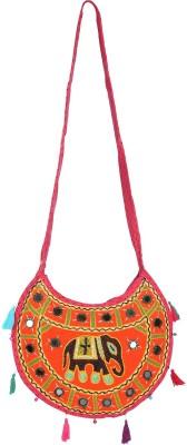 Rajrang Pink Sling Bag