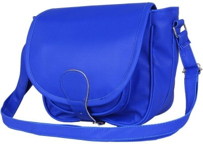 Barsha Blue Sling Bag at flipkart