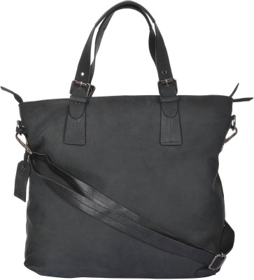 UR CLASS Women Black Genuine Leather Sling Bag