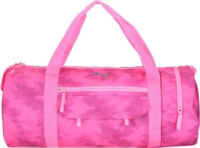 49% OFF on Puma Women Sports Pink Polyester Sling Bag on Flipkart ... c24b0ddcd7039