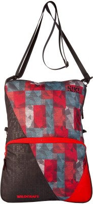 Wildcraft Women Casual Red Polyester Tote
