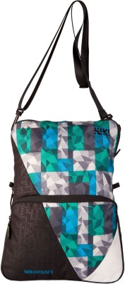 Wildcraft Women Sports Green Polyester Tote