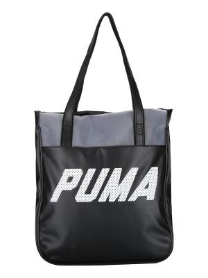 f35799826b 49% OFF on Puma Women Casual Black PU Sling Bag on Flipkart ...