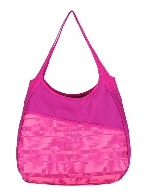61ad7fdbb7 20% OFF on Puma Women Casual Pink Nylon Sling Bag on Flipkart |  PaisaWapas.com