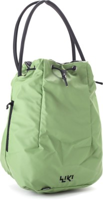 Wildcraft Women Casual Green Nylon Sling Bag