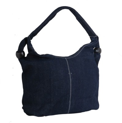 Sukkhi Women Blue PU Shoulder Bag