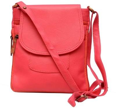 Styleworld Pink Sling Bag at flipkart