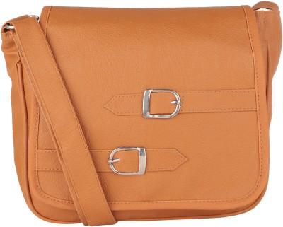 Ritupal COLLECTION Women Tan Shoulder Bag Ritupal COLLECTION Handbags