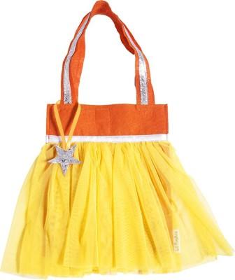 Lill Pumpkins Yellow Tote Lill Pumpkins Bags, Wallets   Belts