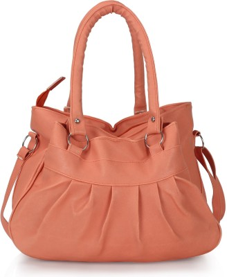 Cottage Accessories Hand-held Bag(Orange)