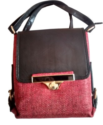 Fiable Women Multicolor Jute Sling Bag at flipkart