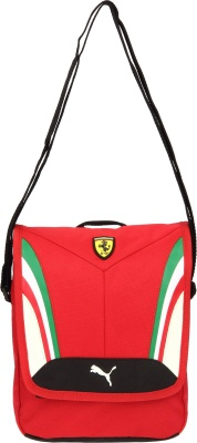 Puma Women Polyester Sling Bag Red Official Photos Ded41 5ab8d
