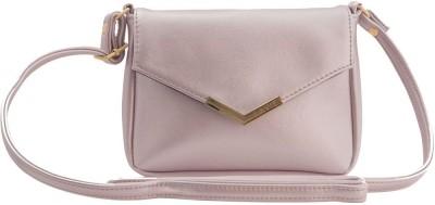 b87ec2bf0 26% OFF on Lavie Women Formal Beige PU Sling Bag on Flipkart ...