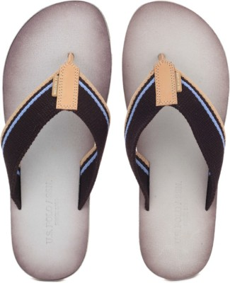 U.S. Polo Assn. Slippers at flipkart