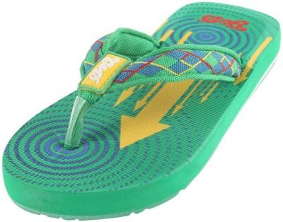 Guys & Dolls Boys Slipper Flip Flop(Green)  available at flipkart for Rs.249