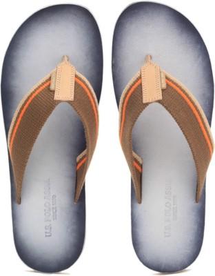 U.S. Polo Assn. Slippers at flipkart