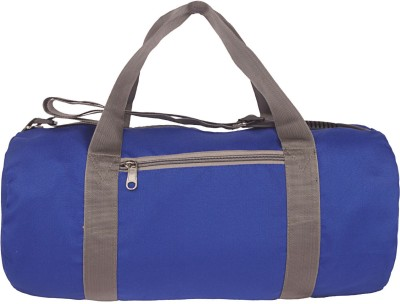 Bags R Us Drum Small Travel Bag  - Medium(Blue)  available at flipkart for Rs.368