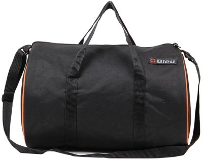 Bleu Duffle Small Travel Bag   Standard Black